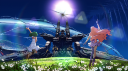 Ranka and Sheryl chasing after a flying Alto